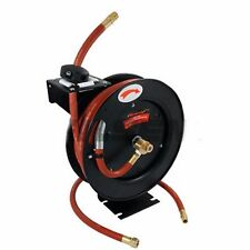 Neilsen Hose Reel Air Line Auto Retractable Wall Mount Workshop Garage 1056