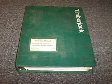 Timberjack 608L Feller Buncher Harvester Shop Service Repair Manual Book F294345