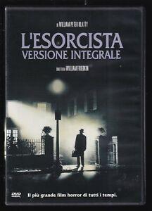 EBOND l'esorcista Versione Integrale DVD D566517