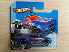 2013 HOT WHEELS - FORD MUSTANG GT CONCEPT   TREASURE HUNT SHORT CARD 1/64 *NEW*