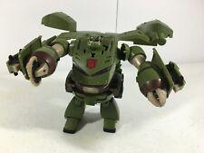 Transformers Animated Bulkhead Leader Class Hasbro