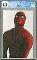 Amazing Spider-Man #50 CGC 9.8 Alex Ross Variant Cover Timeless Virgin Edition