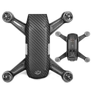 Drone Body Luxury Carbon Fiber Skin Wrap Waterproof  StickersFor DJI SPARK