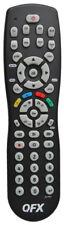 Universal Remote Control 8 Device Controls TV, Cable, VCR, DVD
