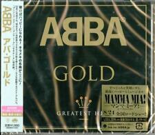 ABBA-ABBA GOLD-JAPAN CD D95