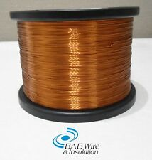AWG 23 Copper Magnet Wire H200C High Temp (10 lbs)