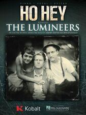 Ho Hey Sheet Music Piano Vocal The Lumineers NEW 000116369