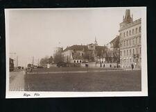 Latvia RIGA Pils c1920/30s? RP PPC