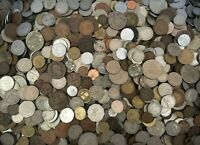 700 Grams Of World Coins From Bulk | Bulk Coins | Pennies2Pounds