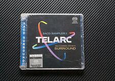 Telarc SACD Sampler 1 -  Brand New Rare