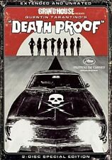 Grindhouse Death Proof Extended and Uncut 2 Disc Special Edition DVD Region 1