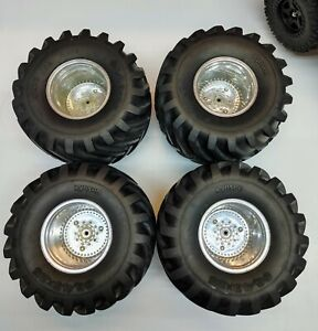 Kyosho USA 1 Wheels And Tires