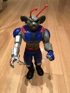 "Large Biker Mice From Mars Figure  Modo 12""  Very Rare ⭐️1994 Galoob"