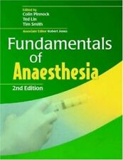 Fundamentals of Anaesthesia Paperback Book The Cheap Fast Free Post