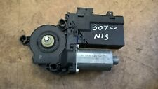 PEUGEOT 307cc 03-05 N/S PASSENGER LEFT WINDOW MOTOR WITHOUT POWER FOLD MIRRORS ~