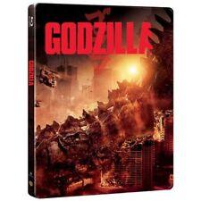 Godzilla (2014) Blu-ray Steelbook3D - Brand New!