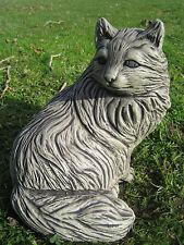persian cat stone garden ornament <<VISIT MY SHOP>>