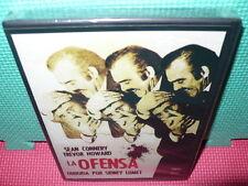 LA OFENSA - SEAN CONNERY - SIDNEY LUMET   - dvd