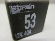 97 - 99 SEAT IBIZA Mk2 (6K)  1.4 1.2 Petrol Fusebox Relay No. 53