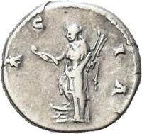 DIONYSOS Hadrianus AR-Denar Rom Asia #LH 2195