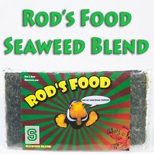 Rod's Food Seaweed Herbivore Blend Fish Diet Marine Aquarium Fish Food 30g