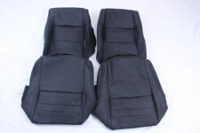 Custom Made 1979-1982 Corvette Real Leather Seat Covers more color