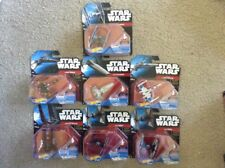 New Lot Of 7 Hot Wheels Star Wars The Force Awakens
