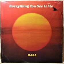 Rasa Everything You See is Me LP Shrink NM Vinyl New Age East Indian Devotional