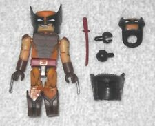Brown Wolverine - Marvel Universe (MiniMates) - 100% complete