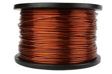 TEMCo Magnet Wire 14 AWG Gauge Enameled Copper 5lb 395ft 200C Coil Winding