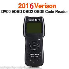 D900 Car Universal OBD2 EOBD CAN Fault Code Reader Scanner Diagnostic Scan Tool
