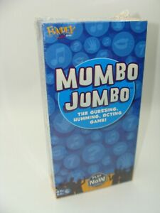 Mumbo Jumbo guessing humming acting game New In Factory Package