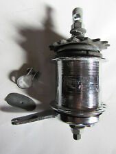 """1970 Raleigh Sports 3 speed Sturmey Archer rear hub 26"""" 36H assembly date 3C ?"""