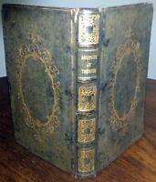 AUGUSTE ET THERESE ou le retour à la foi 1850  Littérature Beaux livres anciens