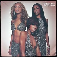 "DESTINY'S CHILD ""EMOTION"" 2001 2X 12"" VINYL 10 MIXES NEPTUNES ~RARE~ *SEALED*"