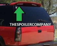 NEW Painted for 1994-1999 CHEVY SUBURBAN-TAHOE-YUKON Custom-Style Rear Spoiler