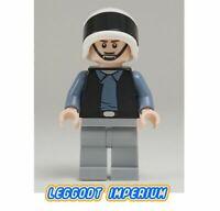 LEGO Minifigure Star Wars - Rebel Fleet Trooper grin - sw427 minifig FREE POST