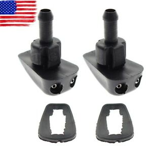 Car Windshield Washer Spray Nozzle For Cadillac Escalade ESV Ford Expedition