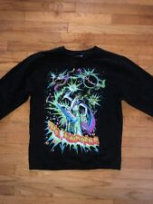The Hundreds Wizard Alien Crewneck Longsleeve Black (Size M) Never Worn
