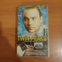 Twin Peaks Volume 6 VHS ex rental blockbuster Drama