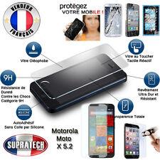 Protection d'Ecran en Verre Trempé Contre les Chocs pour Motorola Moto X 5.2