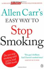 Allen Carr's Easy Way to Stop Smoking: Be a Happy Non-smoker fo .9780718194550