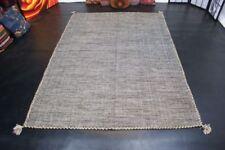 Wohnraum-Teppiche aus 100% Baumwolle im Handgewebt - 70 cm Breite x 140 cm Herstellung