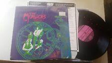 the Morlocks Emerge LP orig NM vinyl midnight '85 RARE psych garage fuzz voxx SD