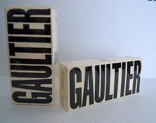 2X=240ml= 2 Stk. Jean Paul Gaultier GAULTIER² 2  Eau de Parfum 120ml  NEU Folie