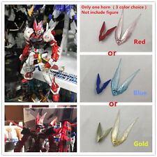 Horn Modified parts for Bandai RG 1/144 Astray Red or Blue or Gold Frame Gundam