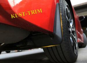 FIT For 2020 Toyota Corolla Sedan Mud Flap Flaps Splash Guards Mudguards 4PCS