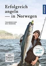 Erfolgreich angeln in Norwegen von Robert Langford (2016, Gebundene Ausgabe)