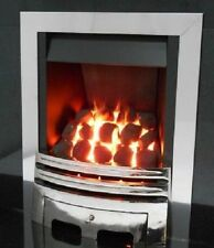 Senso Fireplaces Inset Open Fronted Gas Fire with Coals 4.2KW 5/Y Warranty