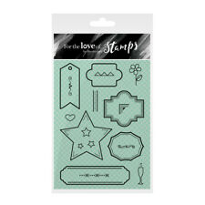 Hunkydory for The Love of Stamps The Occasions Inserts Collection - Frames
